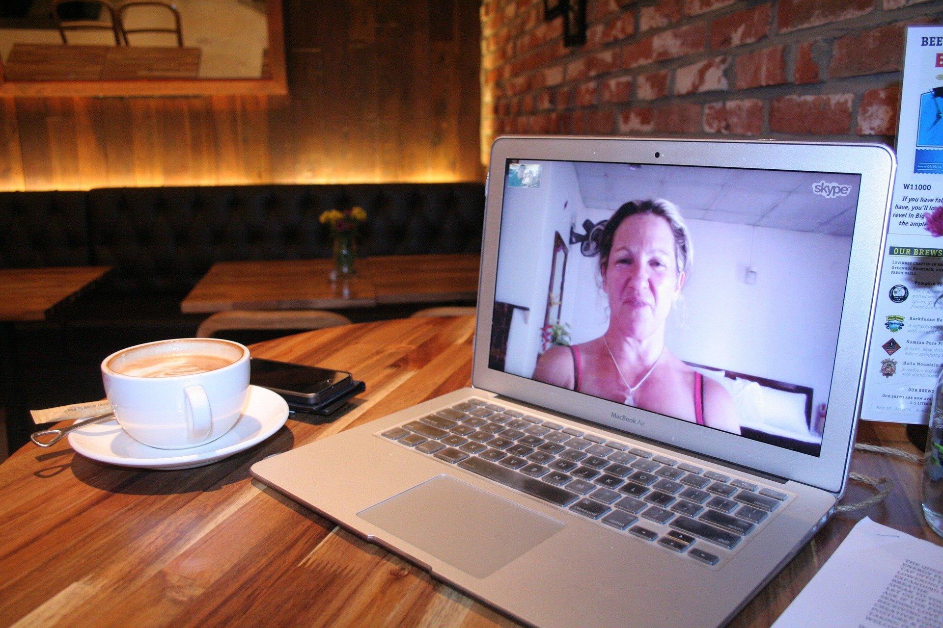 skype 835470 1920 - Thuiswerken en cybercrime - Skype cybercrime en thuiswerken